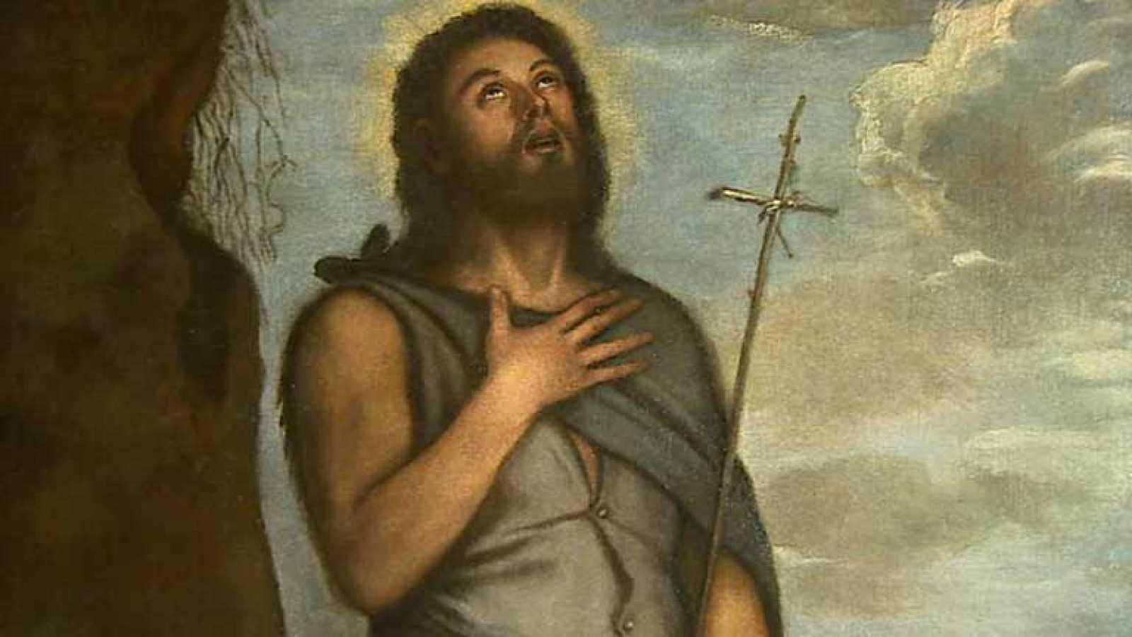 El trabajo de los restauradores de Prado ha permitido descubrir un San Juan Bautista de Tiziano