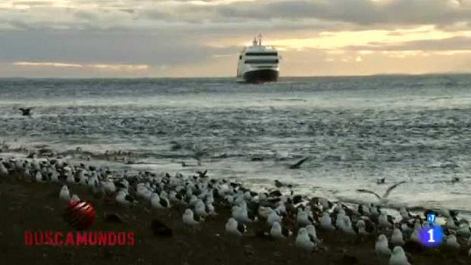 Buscamundos - Los mares del fín del mundo+Turismo funerario - Ver ahora