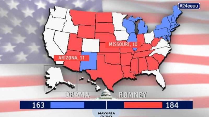 Especial elecciones EE.UU. 2012. Cuarta parte. Ver ahora