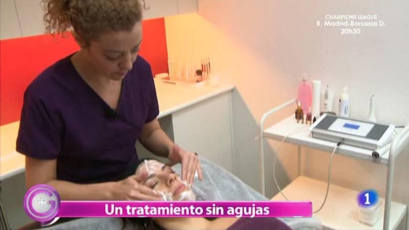 Más Gente - Mesoterapia sin agujas contra la flaccidez y la celulitis