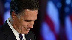 """Mitt Romney """"Me habría encantado llevaros por ese camino"""""""
