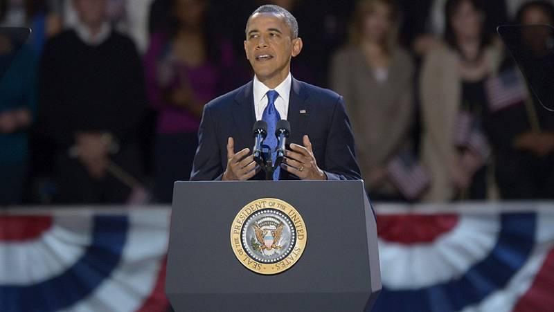 """Obama ante el reto del """"precipicio fiscal"""""""