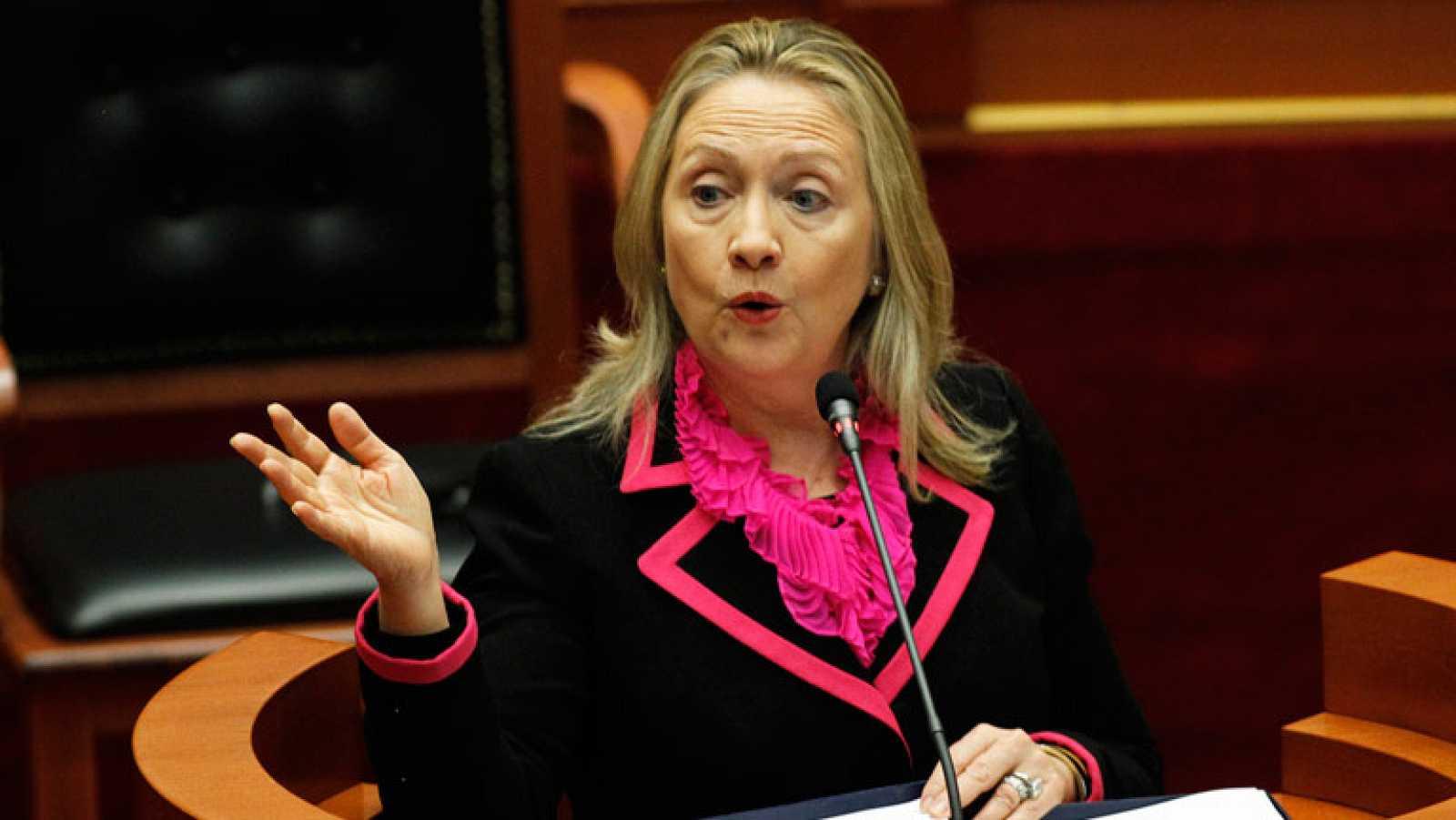Clinton y Geithner no formarán parte del nuevo gabinete de Obama