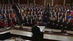 Cifra récord de mujeres en el Congreso de Estados Unidos
