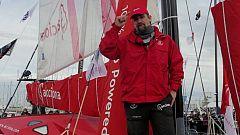 Javier 'Bubi' Sansó, ante el reto de la Vendée Globe