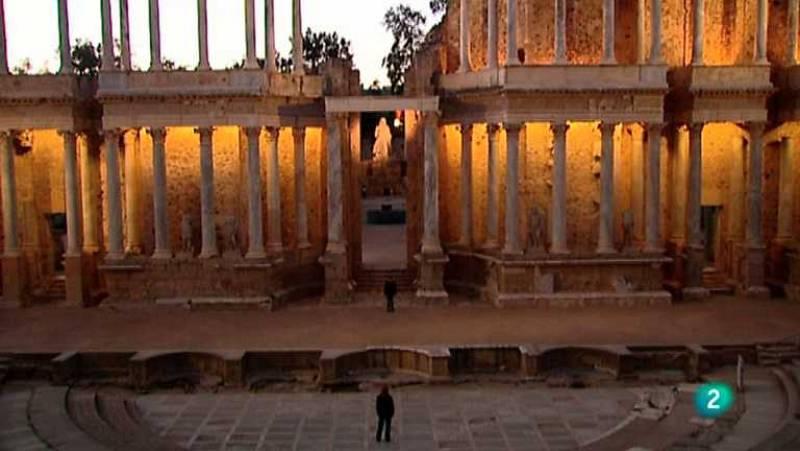 La mitad invisible - Teatro romano de Mérida - Ver ahora