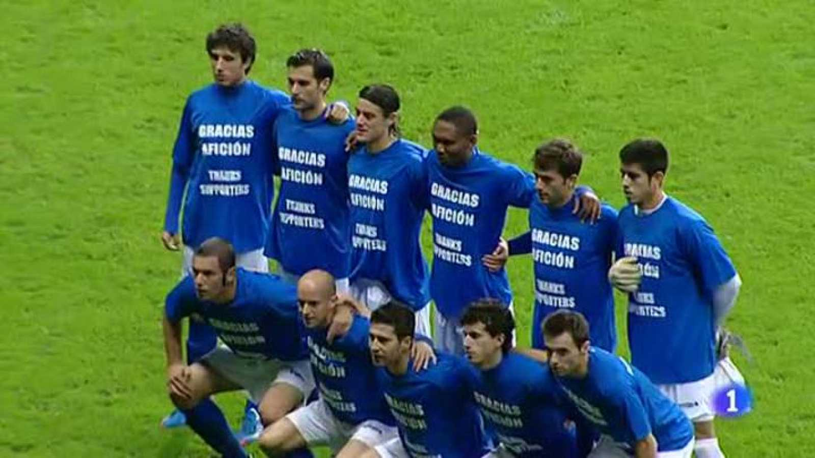 La esperanza vuelve al Oviedo