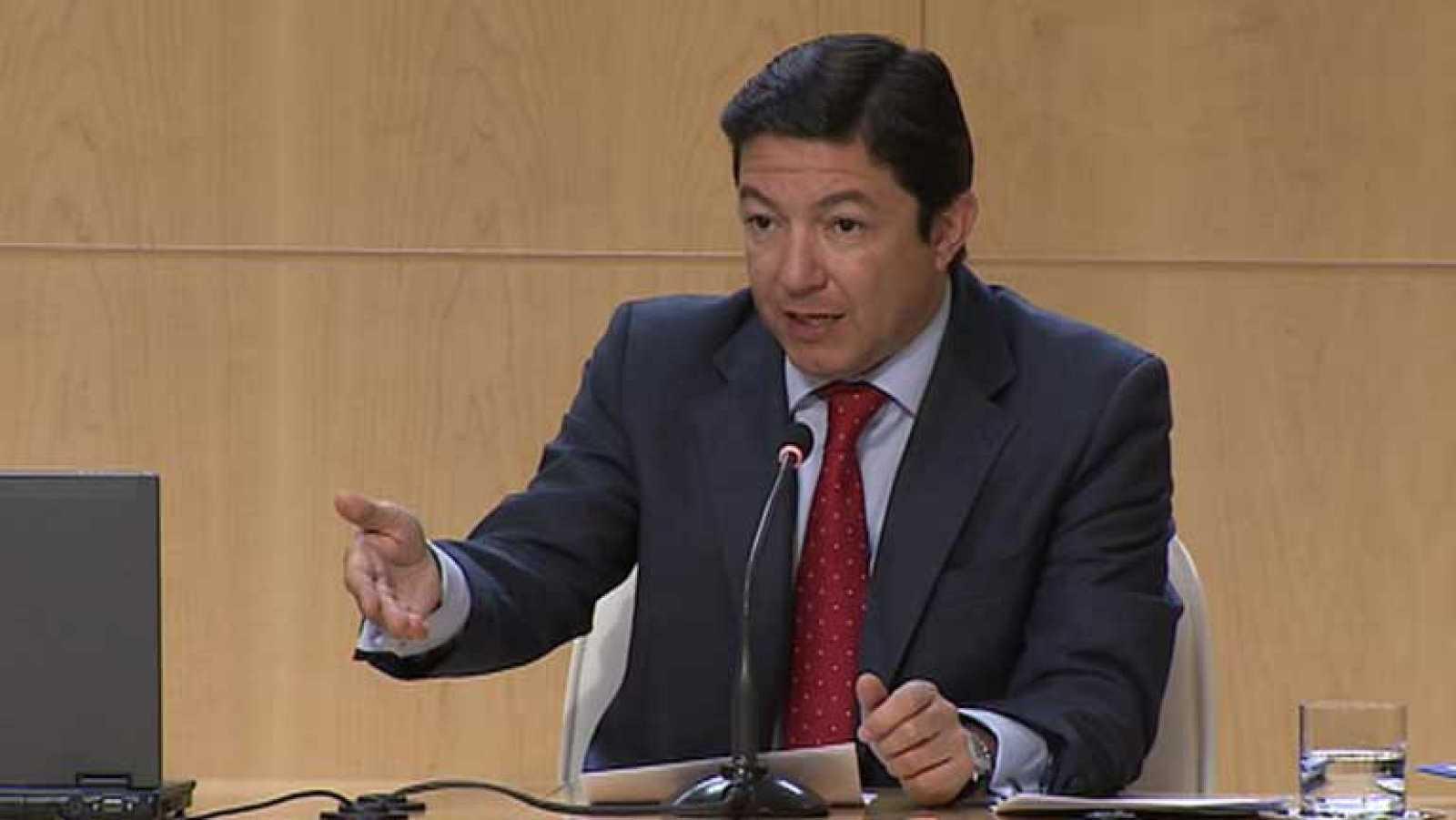 Primera dimisión por el caso Madrid Arena. Pedro Calvo