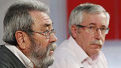 Los sindicatos cifran en el 77% el seguimiento de la huelga y el Gobierno habla de normalidad