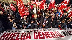 Día de análisis después de la jornada de huelga general