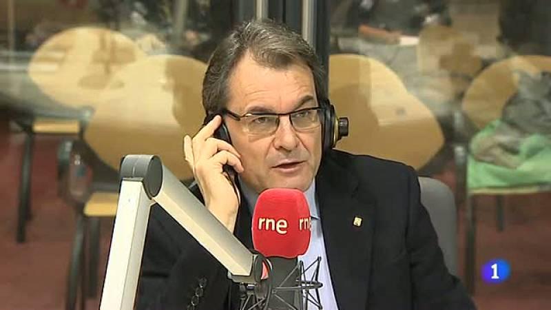 En la campaña electoral catalana hoy se ha hablado de pactos