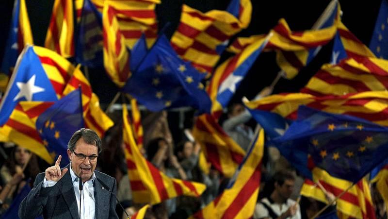 En Cataluña, último fin de semana de campaña electoral