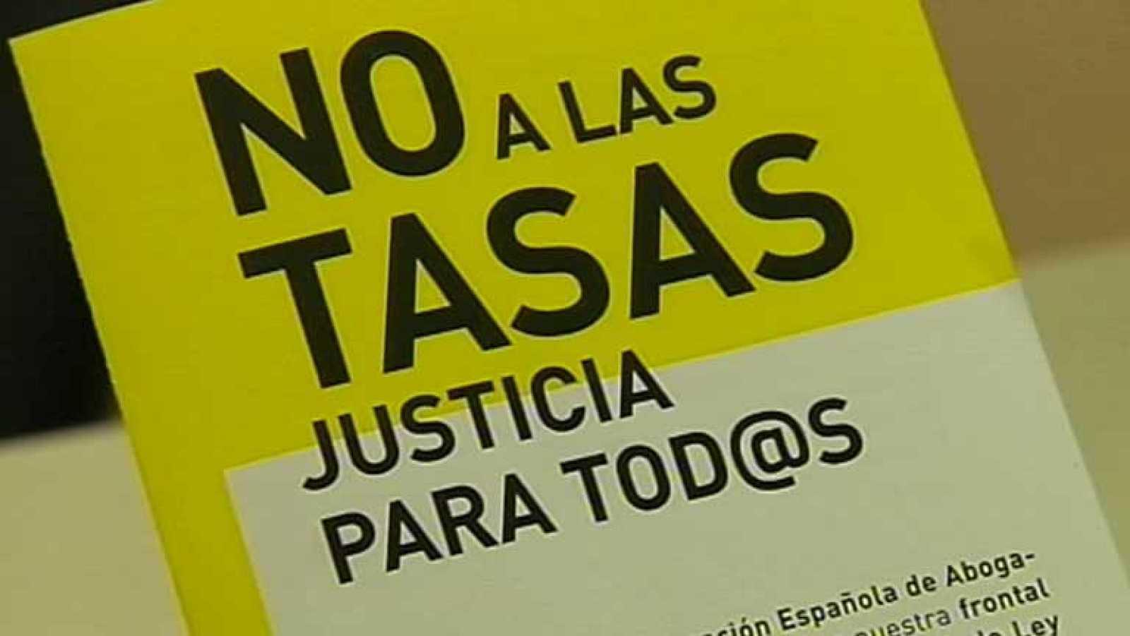 Las nuevas tasas judiciales suponen hasta 750 euros por recurrir en los tribunales