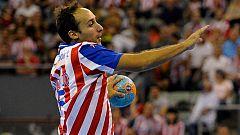 Sigue el pulso Barça - Atlético en la Liga Asobal