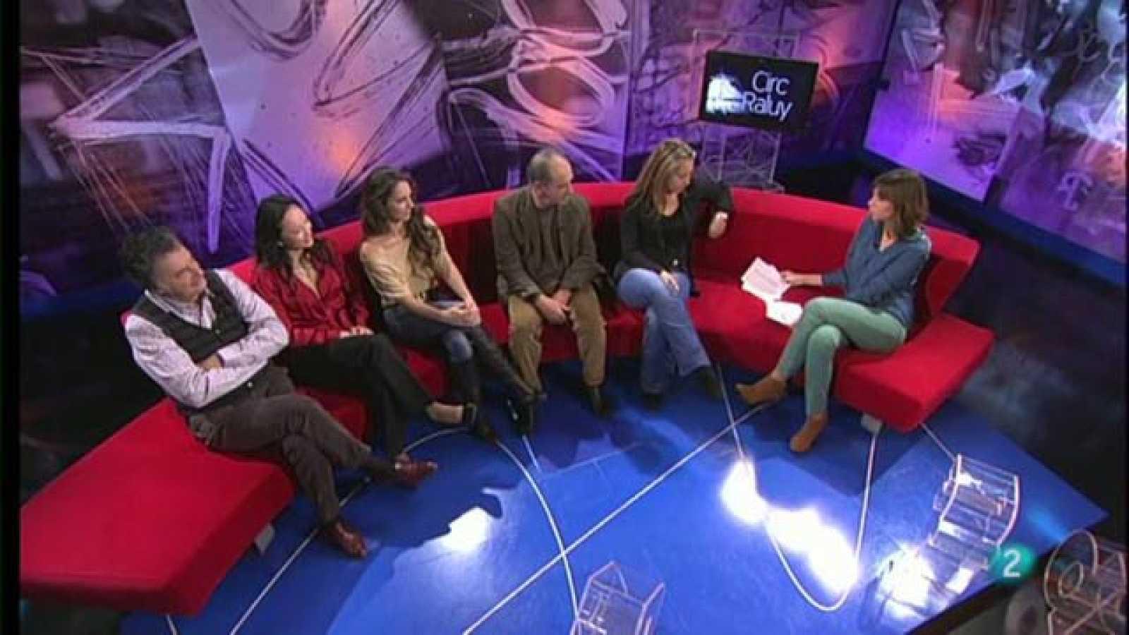 Gent de paraula - El Circ Raluy - 23/11/2012