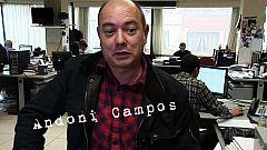 El ojo en la noticia - Mikel Arregui visto por Andoni Campos