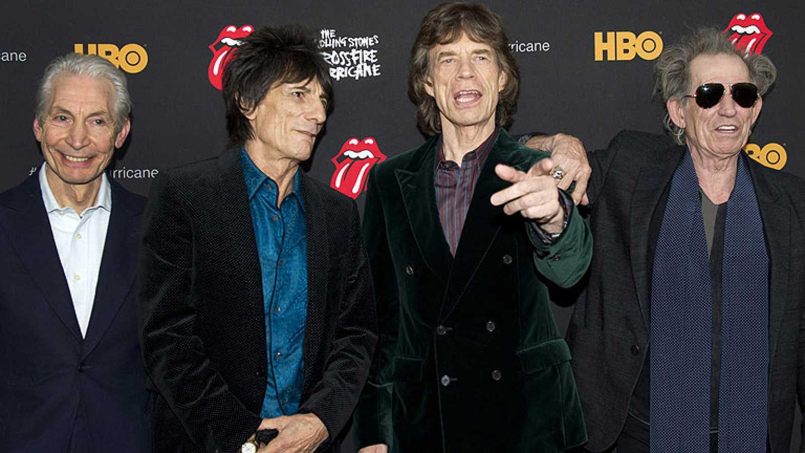 Los Rolling Stones vuelven a los escenarios