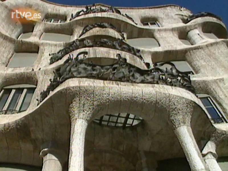 Arxiu TVE Catalunya - Gaudiana - La febre de Gaudí