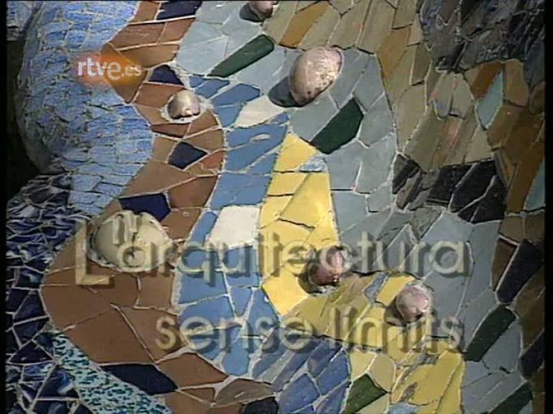 Arxiu TVE Catalunya - Gaudiana - Arquitectura sense límit