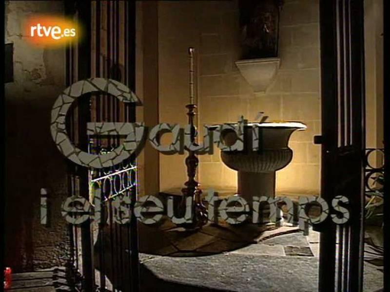 Arxiu TVE Catalunya - Gaudiana - Gaudí i el seu temps
