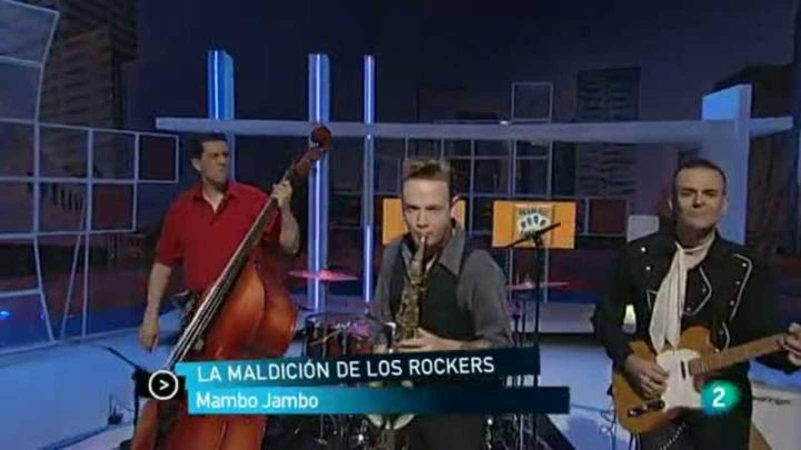 """Para Todos La 2 - Actuación: Mambo Jambo, """" La maldición de los rockeros"""""""