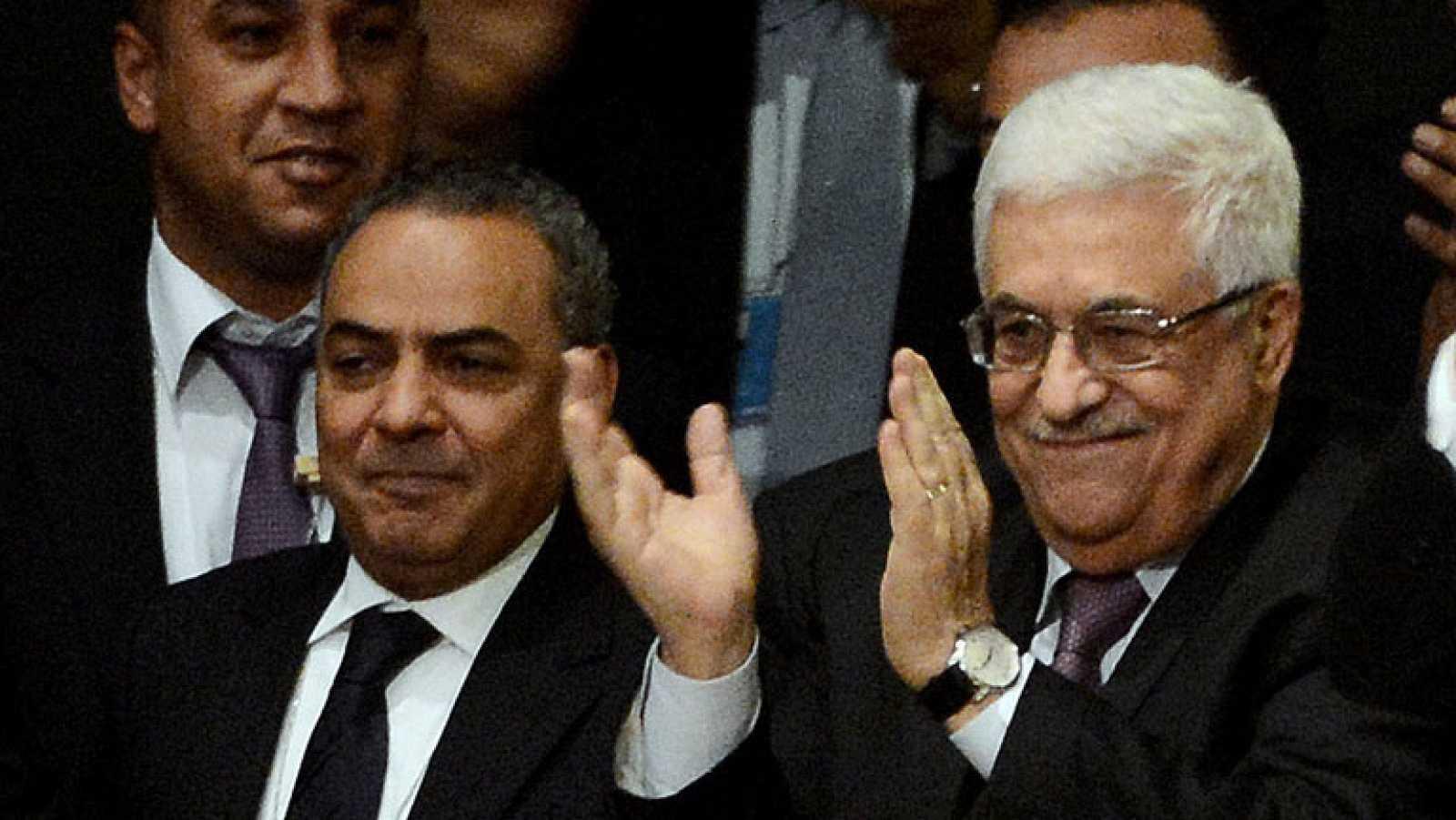 """Estados Unidos e Israel se quedan prácticamente solos en el rechazo a convertir a Palestina en """"estado observador"""""""