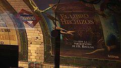 J.K. Rowling es la autora del guión de un videojuego que hoy se ha presentado en Madrid