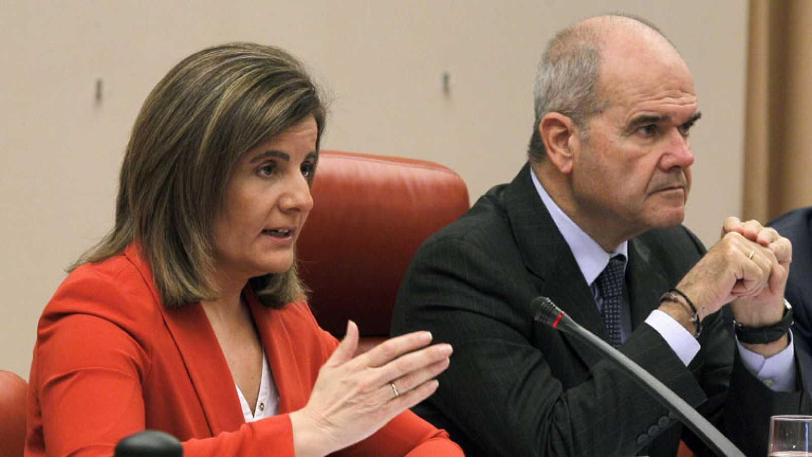 Bañez pide tranquilidad y concretar el incremento de la pensión media