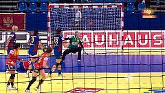 Balonmano - Campeonato de Europa femenino. 2ª fase - España-Rumania