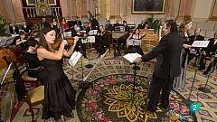 Programa de mano - Óscar Gersensohn y la integral de las cantatas de Juan Sebastián Bach