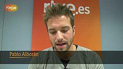 Pablo Alborán nos cuenta su deseo para 2013