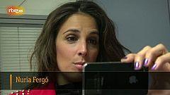 Nuria Fergó pide su deseo para 2013