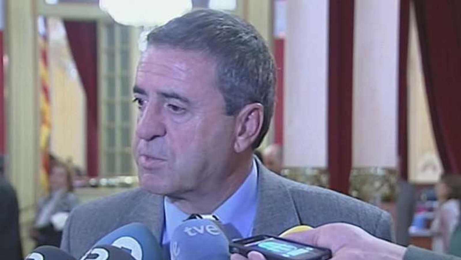 Dimite el presidente del parlamento Balear Pere Roger por supuesta trama de corrupción