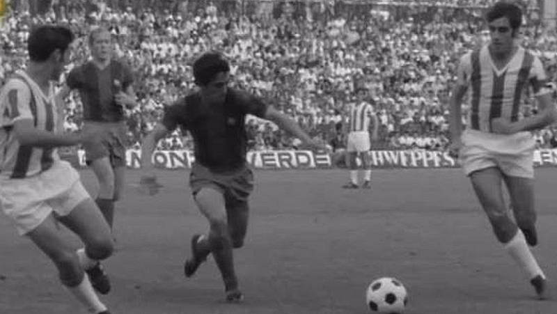 Arxiu TVE Catalunya - Partit Córdoba Club de Fútbol - F.C. Barcelona (1972)