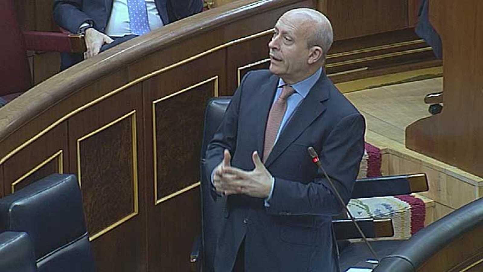 Wert defiende su reforma educativa frente al rechazo de la oposición