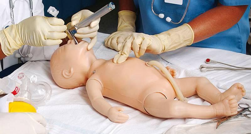Presentado el primer similador neonatal
