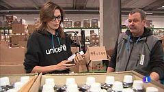 Más Gente - Nieves Álvarez y Unicef nos presentan el Regalo Azul
