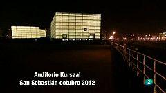 Programa de mano -  Orquesta Sinfónica de Euskadi