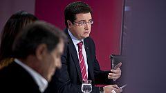Óscar López, secretario federal de Organización del PSOE, entrevistado en 'La noche en 24H'