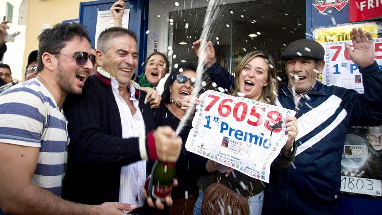 Comprobar Decimo Loteria Navidad 2012 El Gordo Asi Se Ha Cantado El Primer Premio De La Loteria De