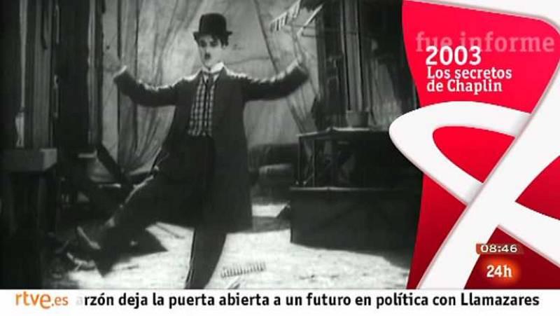 Fue Informe - Los secretos de Chaplin - Ver ahora