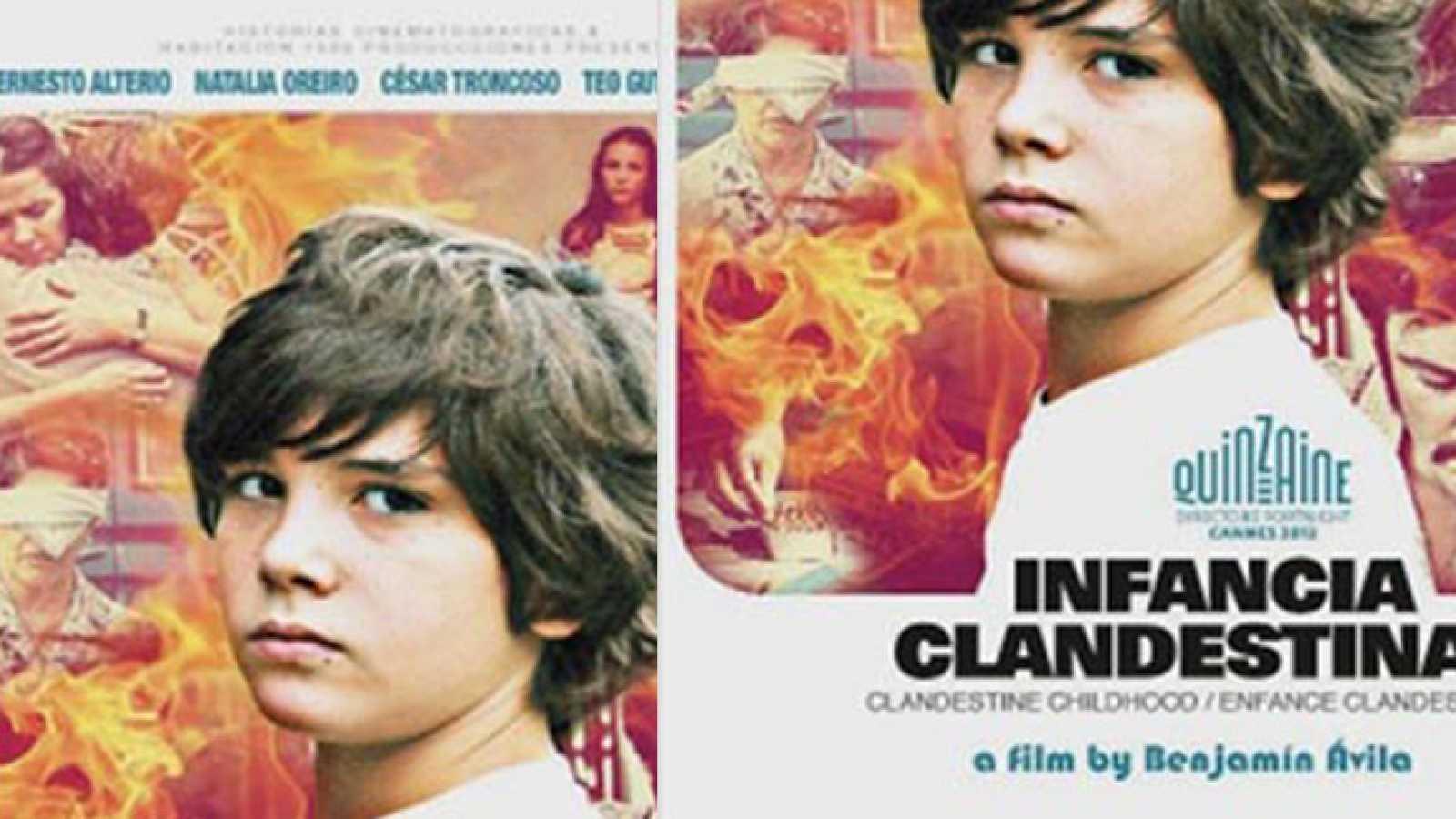 Miradas 2 -  La Infancia clandestina