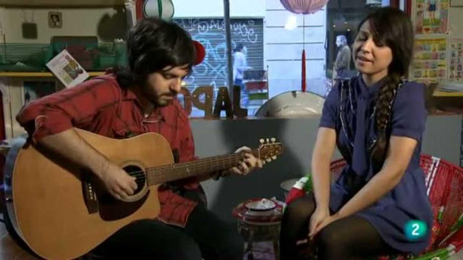 Miradas 2 -  Lidia Guevara