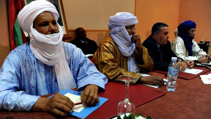 Los islamistas que ocupan el norte de Mali vuelven a destruir mausoleos en Tombuctú