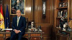 Mensaje de Navidad de Su Majestad el Rey de 2012