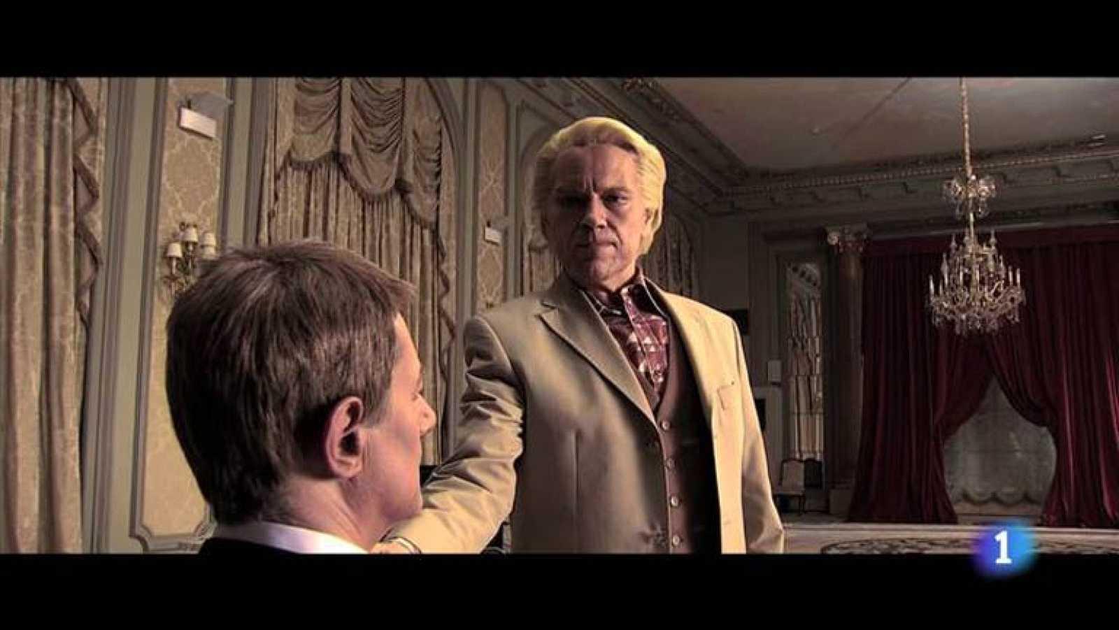 Especial Nochevieja 2012 - Hotel 13 estrellas 12 uvas - Santiago Segura es Javier Bardem en 'Skyfall' - ver vídeo