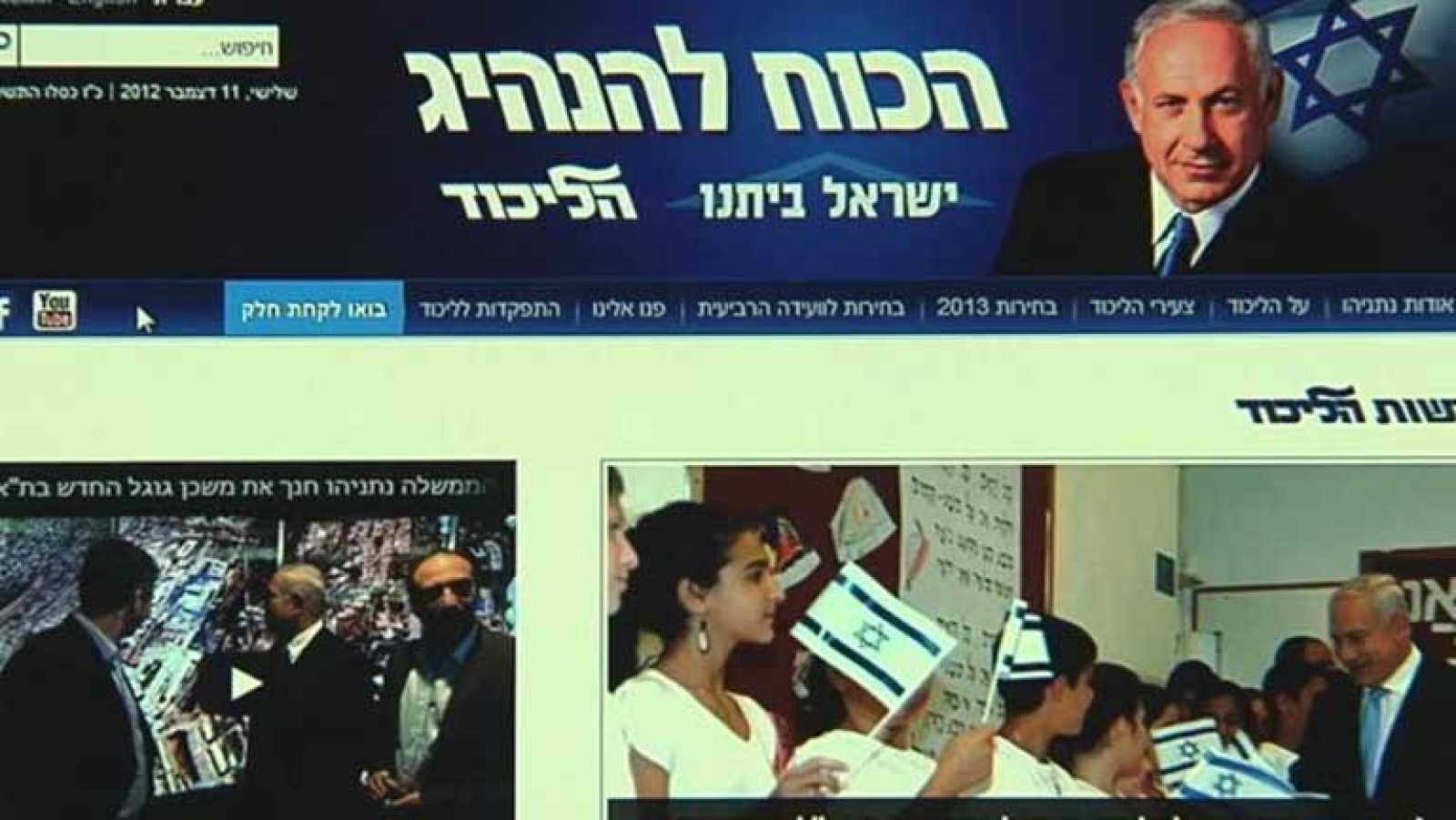 Benjamin Netanyahu, posible vencedor de las próximas elecciones del 22 de enero en Israel