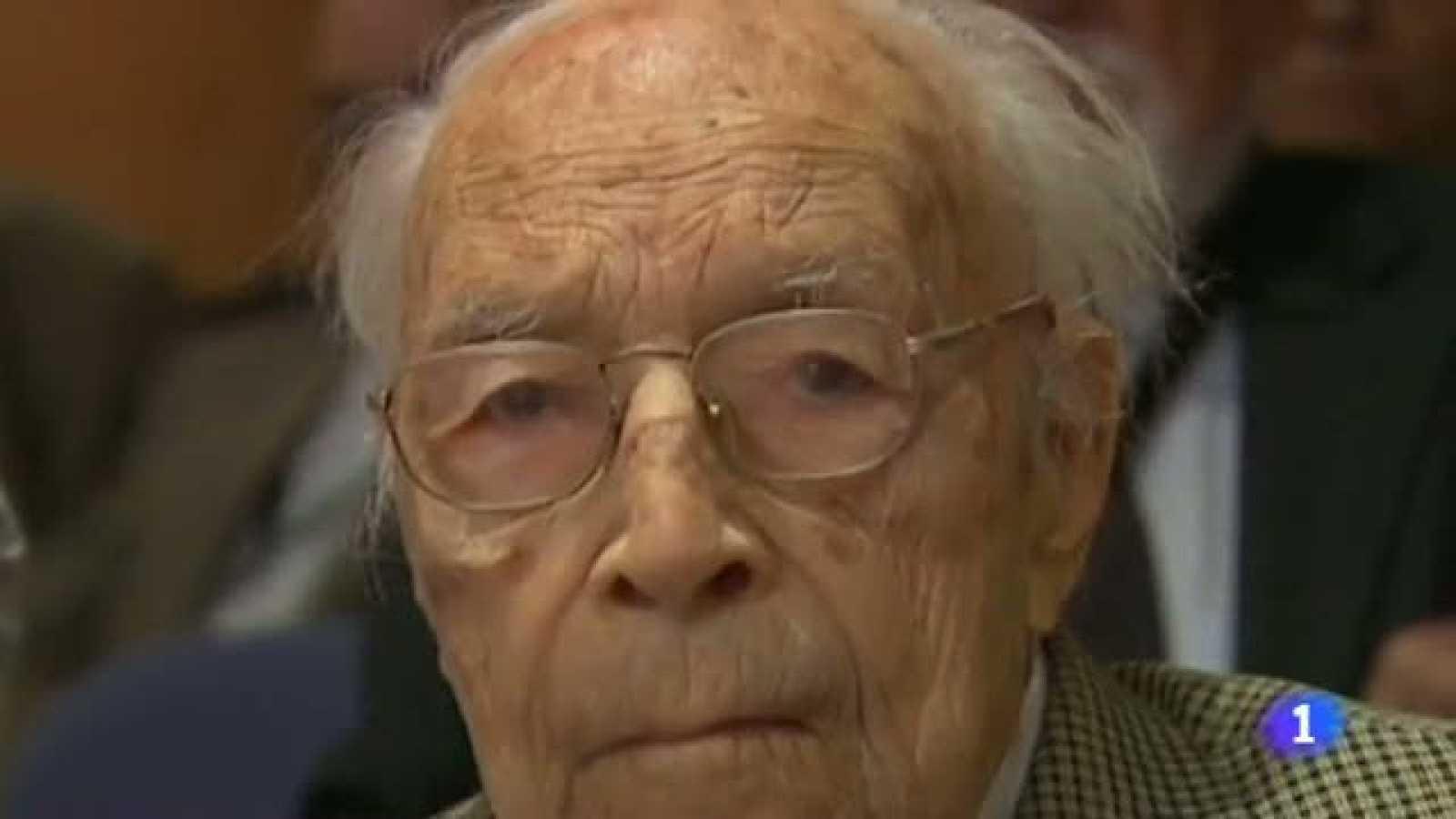 L'informatiu migdia - Adéu al doctor Moisès Broggi