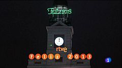 Las doce campanadas de fin de año 2012