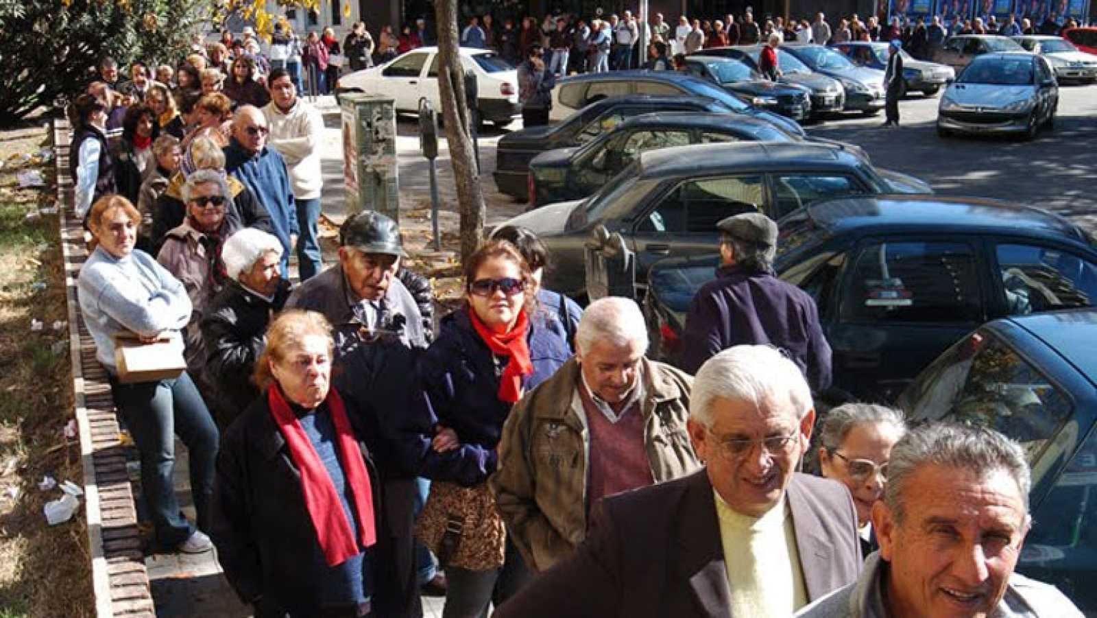 Entra en vigor la ley que retrasa la jubilación a los 67 años